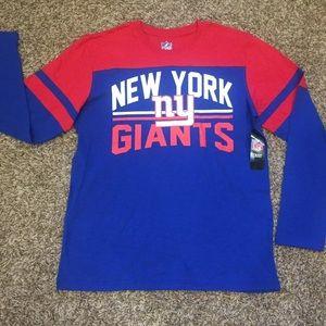 New York Giants NFL long sleeve T-shirt